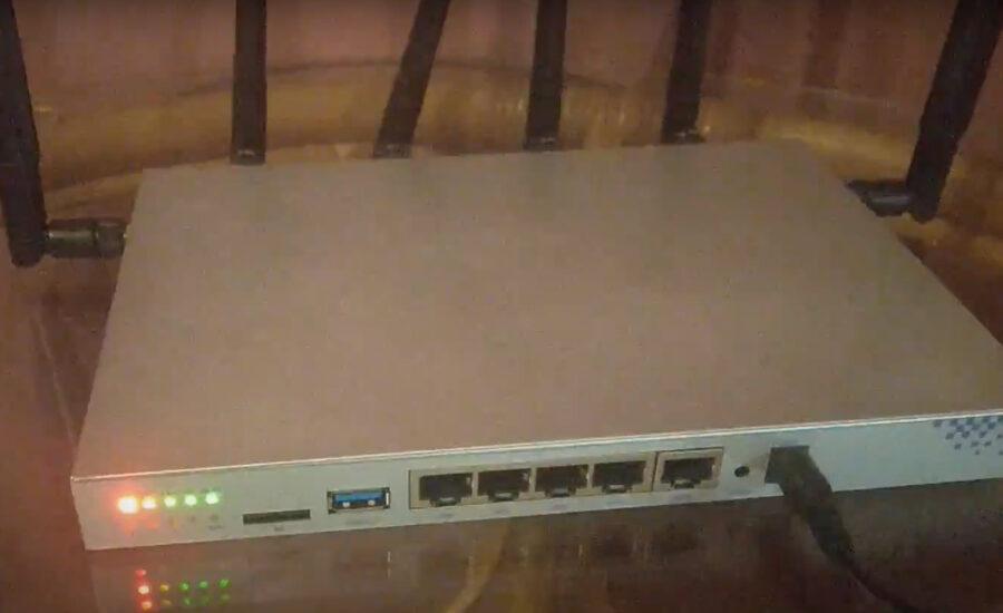 OpenWRT router AC 5G za 450 zł z LTE kat 6